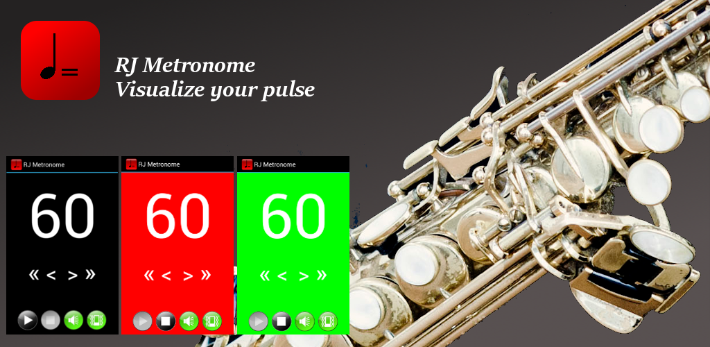 RJ Metronome at Play Store